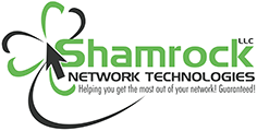 Shamrock Network Technologies LLC Logo